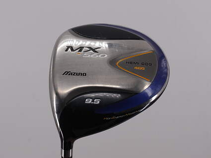 Mizuno MX-560 Driver 9.5° Mizuno Exsar DS3 Graphite Senior Left Handed 45.75in