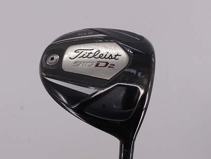 Titleist 910 D2 Driver 10.5° Fujikura Motore F1 Graphite Stiff Right Handed 45.0in