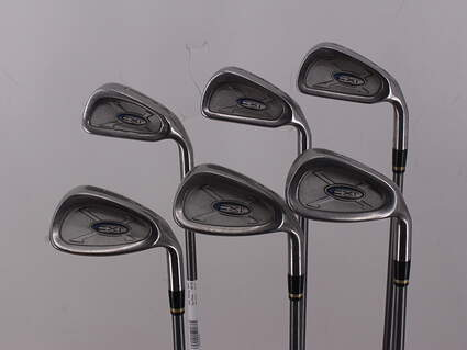 Cobra CXI SF Iron Set 5-PW Adams Stock Graphite Graphite Regular Right Handed 37.5in