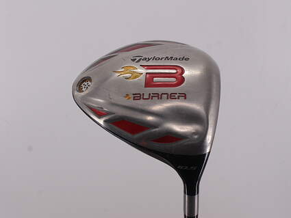 TaylorMade 2009 Burner Driver 10.5° Stock Graphite Shaft Graphite Stiff Right Handed 46.0in