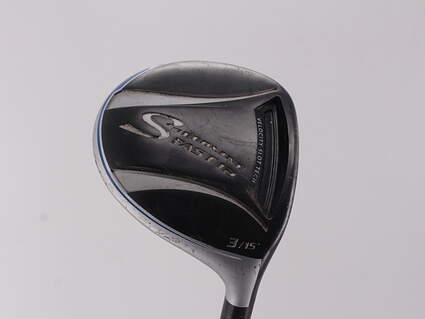 Adams Fast 12 Fairway Wood 3 Wood 3W 15° ProLaunch Blue Speed Coat Graphite Stiff Right Handed 43.0in