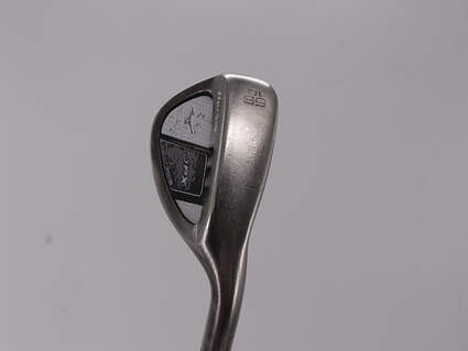 Mizuno 2014 JPX Wedge Sand SW 56° 10 Deg Bounce Stock Steel Shaft Steel Wedge Flex Right Handed 35.5in