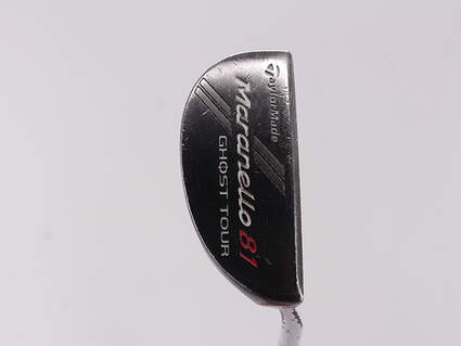 TaylorMade 2013 Ghost Tour Maranello 81 Putter Steel Right Handed 35.0in