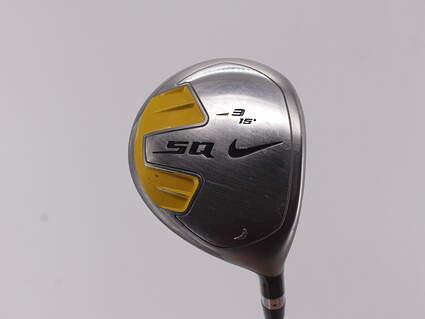 Nike Sasquatch Fairway Wood 3 Wood 3W 15° Mitsubishi Rayon Javln FX V6 Graphite Stiff Right Handed 42.75in