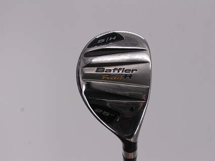 Cobra Baffler Rail H Hybrid 5 Hybrid 25° Cobra Motore Baffler Rail-H Graphite Stiff Right Handed 40.0in
