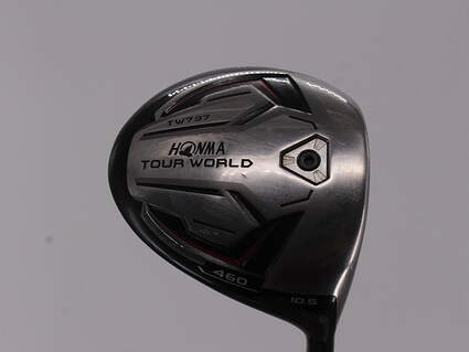Honma TW737 460 Driver 10.5° Stock Graphite Shaft Graphite Stiff Right Handed 45.0in