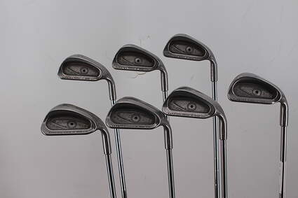 Ping Eye 2 + No + Iron Set 4-PW Stock Steel Shaft Steel Stiff Right Handed Black Dot 38.0in
