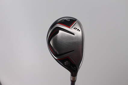 Bridgestone J40 Hybrid 2 Hybrid 18° Project X 6.0 Graphite Graphite Stiff Right Handed 41.0in