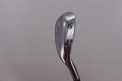 Mizuno MP-R Chrome Wedge Gap GW 54° 10 Deg Bounce True Temper Dynamic Gold Steel Wedge Flex Right Handed 35.5in