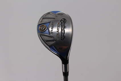 TaylorMade Burner Rescue Hybrid 5 Hybrid 25° Stock Graphite Shaft Graphite Ladies Right Handed 38.25in