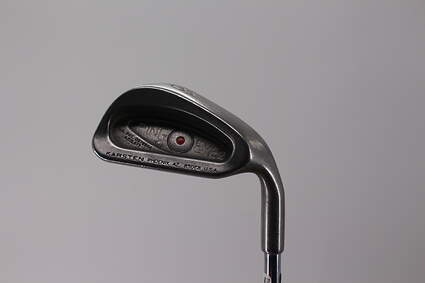 Ping Eye 2 Single Iron 8 Iron Stock Steel Shaft Steel Stiff Right Handed Red dot 36.5in