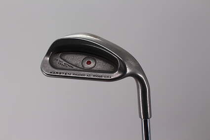 Ping Eye 2 Wedge Pitching Wedge PW Stock Steel Shaft Steel Regular Right Handed Red dot 35.75in
