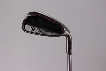Ping 2014 Karsten Single Iron 7 Iron Ping KS 401 Graphite Regular Right Handed Black Dot 37.25in