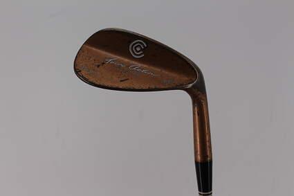 Cleveland 792 Beryllium Copper Wedge Sand SW 56° Stock Steel Shaft Steel Wedge Flex Right Handed 35.0in