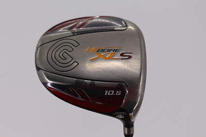 Cleveland Hibore XLS Driver 10.5° Stock Graphite Shaft Graphite Regular Right Handed 45.5in