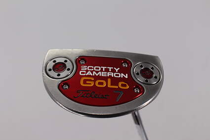Titleist Scotty Cameron 2014 GoLo 7 Putter Steel Right Handed 34.0in