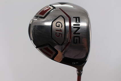 Ping G15 Driver 9° Ping TFC 149D Graphite Stiff Right Handed 45.5in
