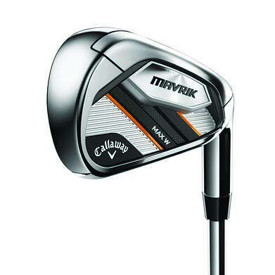 Callaway Mavrik Max Womens Iron Set
