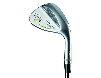 Callaway Mack Daddy 2 Tour Grind Chrome Wedge