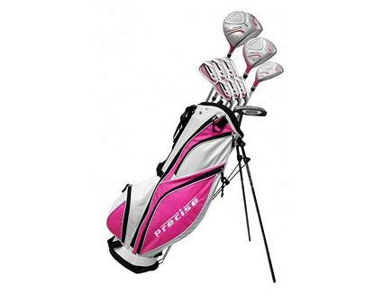 Precise MDX II Ladies Complete Golf Club Set