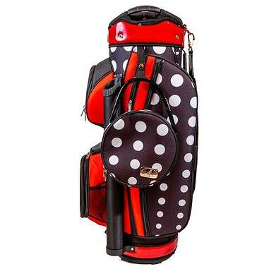Sassy Caddy Monte Carlo Cart Bag