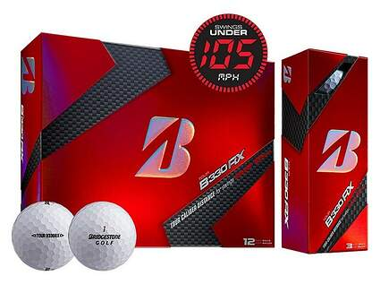 Bridgestone 2016 Tour B330RX Dozen Golf Balls