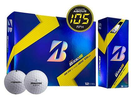 Bridgestone 2016 Tour B330S Dozen Golf Balls