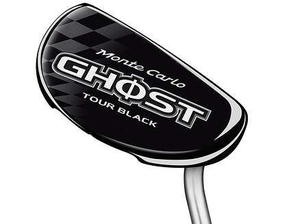 TaylorMade Ghost Tour Black Monte Carlo Putter