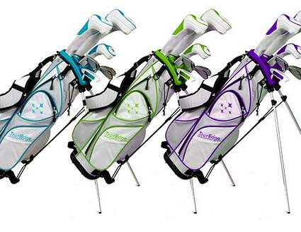 Tour Edge Lady Edge Complete Golf Club Set