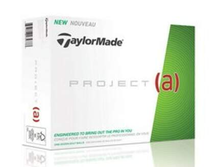 TaylorMade Project A Dozen Golf Balls