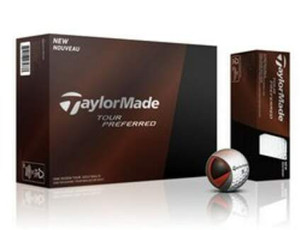 TaylorMade Tour Preferred Dozen Golf Balls