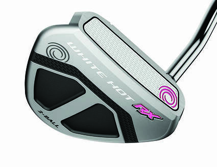 Odyssey Lady White Hot RX 2-Ball Putter
