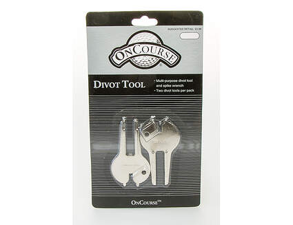 OnCourse Divot Repair Tool