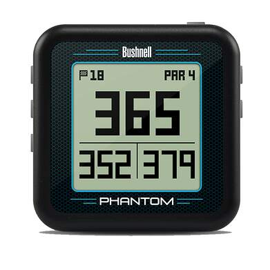 Bushnell Phantom Golf GPS & Rangefinders