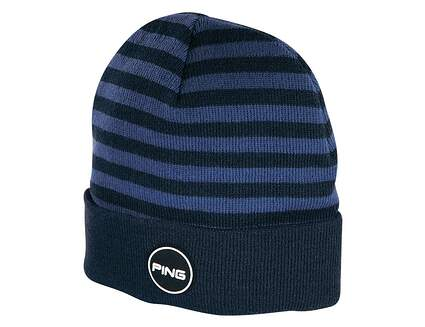 Ping Patch Knit Winter Golf Hat