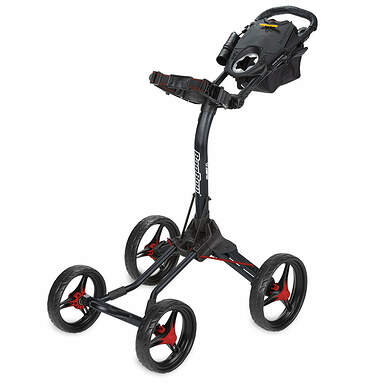 Bag Boy Quad XL Push and Pull Cart