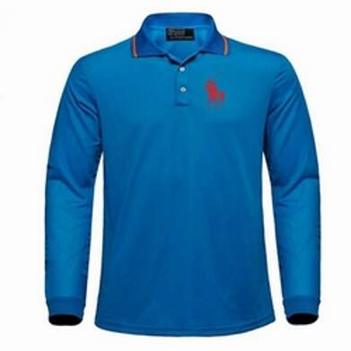 Ralph Lauren All Mens Long Sleeve Golf Shirts