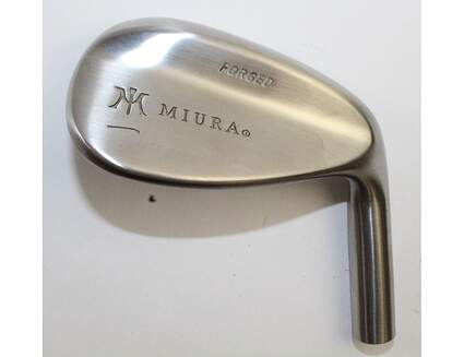 Miura Raw Heavy Head Wedge