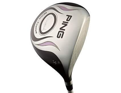 Ping Rhapsody Driver 14* Graphite Design Pershing 45-L Graphite Ladies Right Handed 44 in
