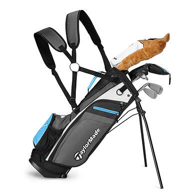 TaylorMade Rory Kids 6 Piece Complete Golf Club Set