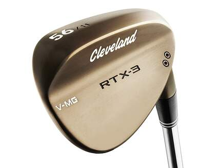 Cleveland RTX-3 Tour Raw Wedge