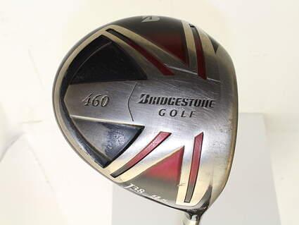 Bridgestone J38 Driver 9.5* Fujikura Motore F1 65 Graphite Stiff Right Handed 45.5 in