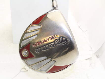 TaylorMade 2007 Burner 460 Driver 9.5* Stock Graphite Shaft Graphite Stiff Left Handed 45.5 in