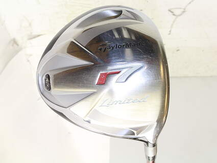 TaylorMade R7 Limited Driver 9.5* Matrix Ozik XCON-5 Graphite Regular Right Handed 45.25 in