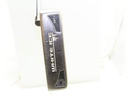Odyssey White Ice 1 Putter Stock Steel Shaft Steel Right Handed 35 in
