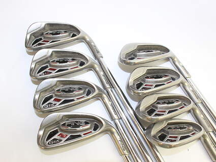 Ping G15 Iron Set 6-PW SW Ping AWT Steel Stiff Right Handed 39.25 in