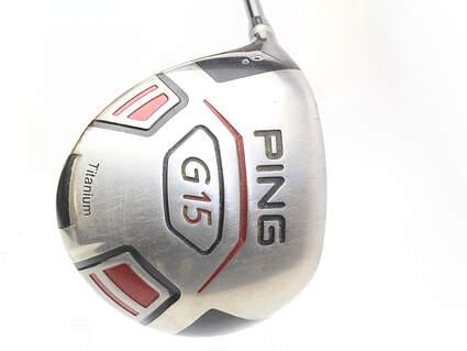 Ping G15 Driver 9* Aldila Serrano 60 Graphite X-Stiff Left Handed 45.25 in