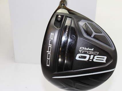 Cobra Bio Cell Pro Black Driver 10* Matrix Ozik HD 6Q3 Red Tie Graphite Stiff Right Handed 44.5 in