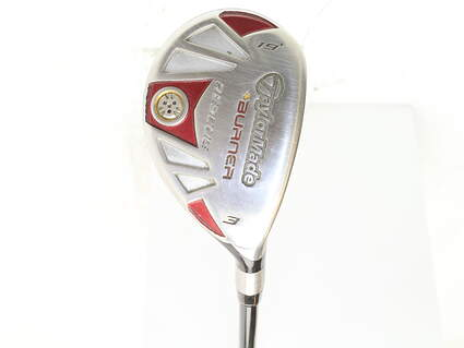 TaylorMade Burner Rescue Hybrid 3 Hybrid 19* TM Superfast 65 Graphite Stiff Right Handed 40.25 in
