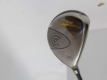 Cleveland Hibore Fairway Wood 3 Wood 3W 15* Stock Graphite Shaft Graphite Regular Right Handed 43 in